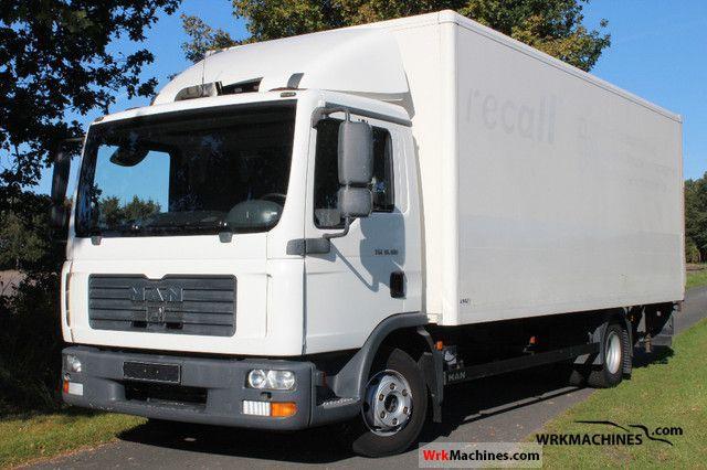 2006 MAN TGL 10.180 Truck over 7.5t Box photo
