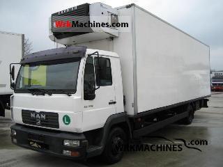 2001 MAN EM 222 Truck over 7.5t Refrigerator body photo