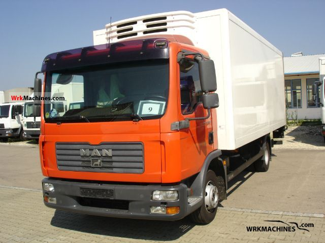 2005 MAN TGL 12.180 Truck over 7.5t Refrigerator body photo