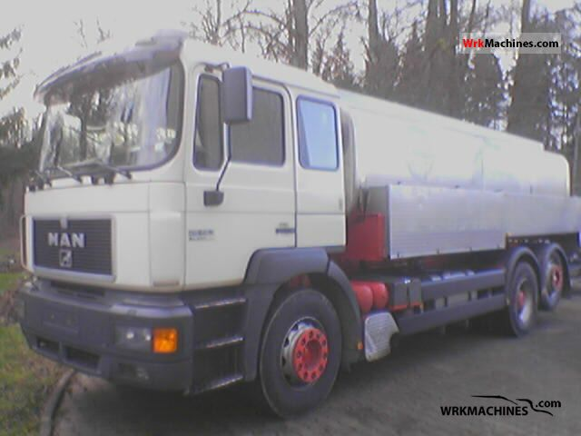 1997 MAN F 2000 26.463 Truck over 7.5t Food Carrier photo