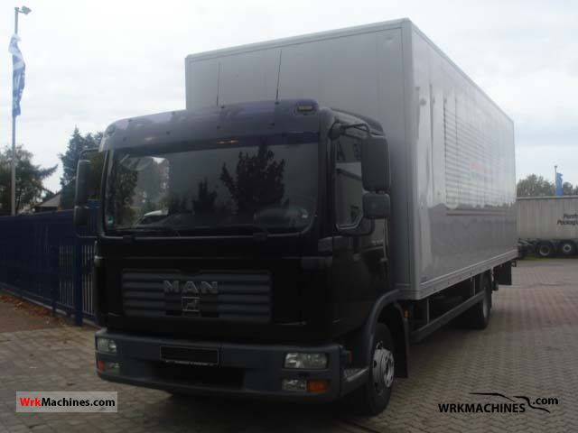 2006 MAN TGL 12.210 Truck over 7.5t Box photo