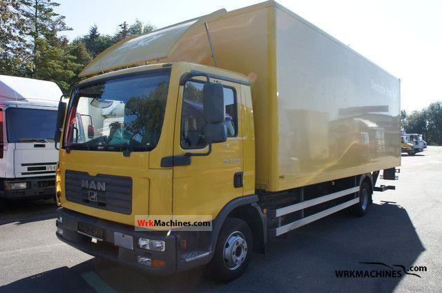 2006 MAN TGL 12.240 Truck over 7.5t Box photo