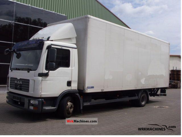 2007 MAN TGL 12.210 Truck over 7.5t Box photo
