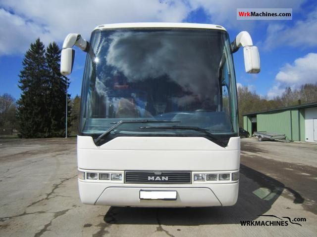 2002 MAN LION´S COACH 413 Coach Coaches photo