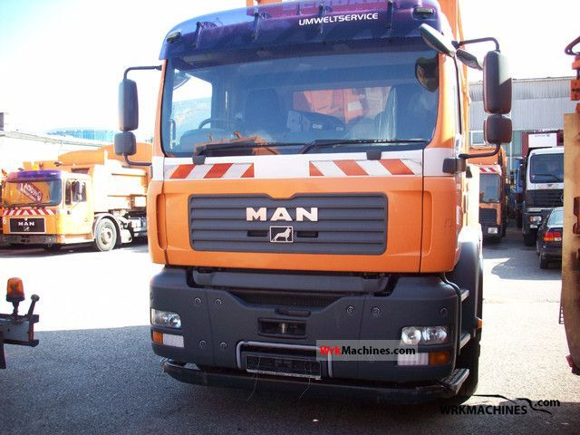 2005 MAN TGA 26.310 Truck over 7.5t Refuse truck photo