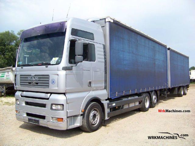 2004 MAN F 2000 26.463 Truck over 7.5t Jumbo Truck photo