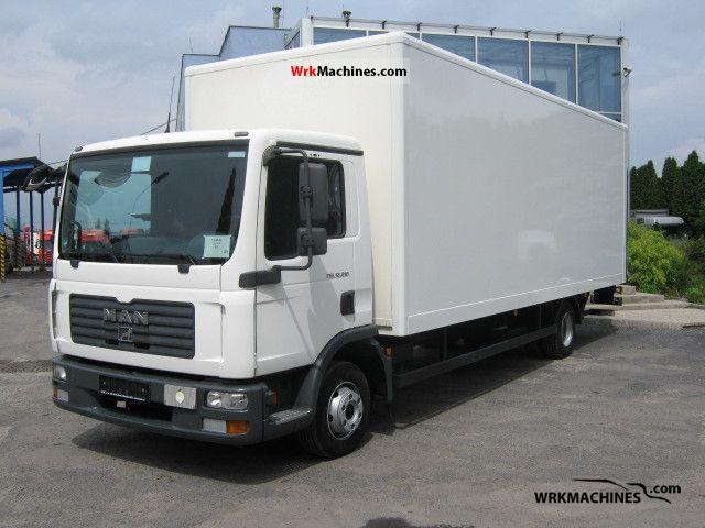 2008 MAN TGL 12.210 Truck over 7.5t Box photo