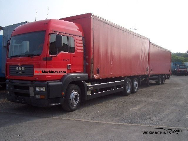 2003 MAN TGA 26.410 Truck over 7.5t Beverage photo