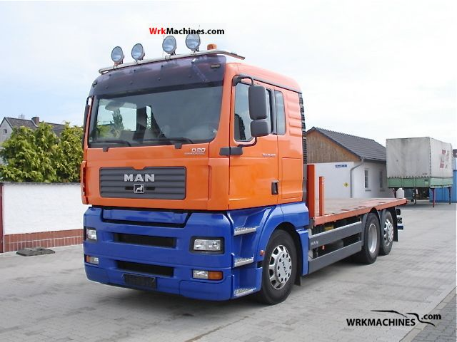 2006 MAN TGA 26.430 Truck over 7.5t Other trucks over 7,5t photo