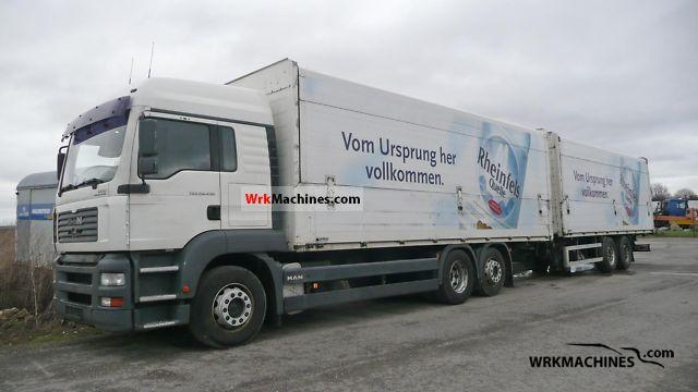 2005 MAN TGA 26.430 Truck over 7.5t Beverage photo