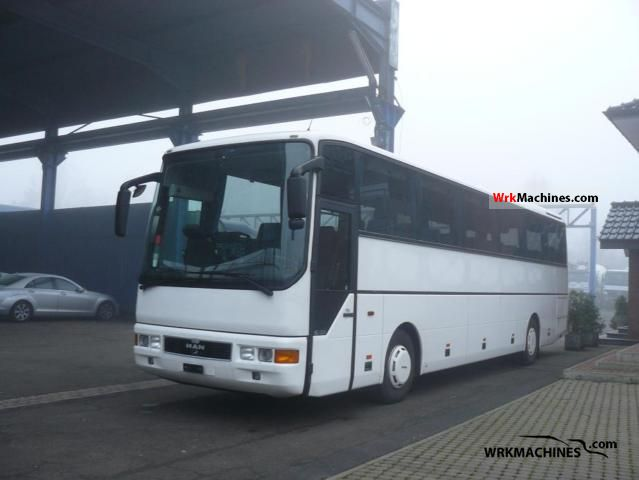 1995 MAN LION´S STAR FRH 422 Coach Coaches photo