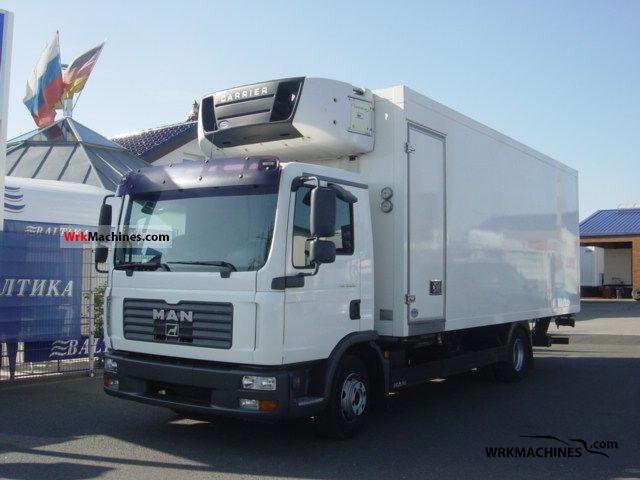 2006 MAN TGL 12.210 Truck over 7.5t Refrigerator body photo