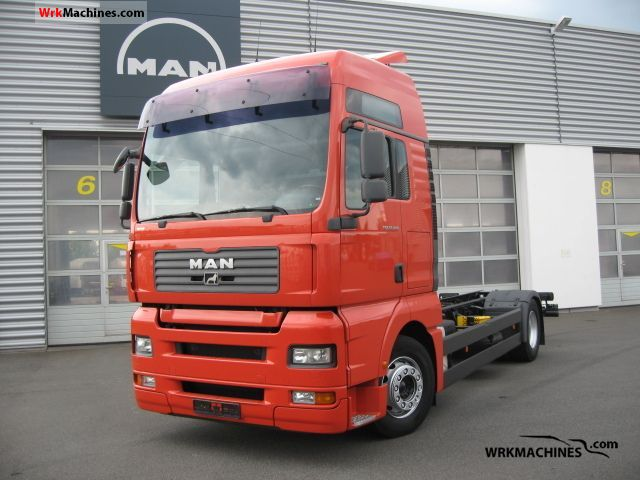 2007 MAN TGA 18.440 Truck over 7.5t Chassis photo