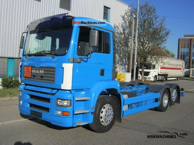 2005 MAN TGA 26.480 Truck over 7.5t Tank truck photo