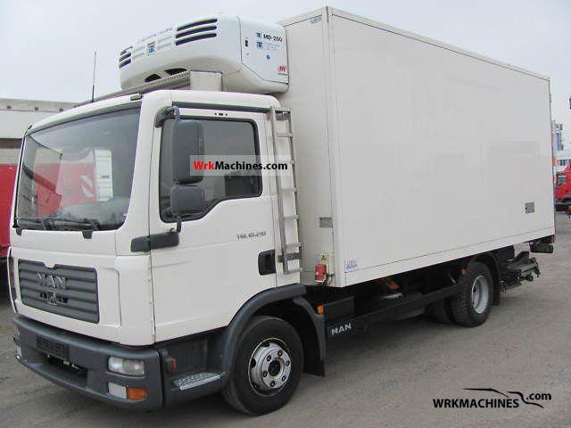 2006 MAN TGL 10.210 Truck over 7.5t Refrigerator body photo