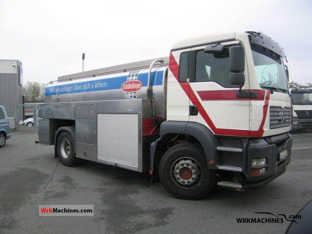 2004 MAN TGA 18.460 FLC Truck over 7.5t Food Carrier photo