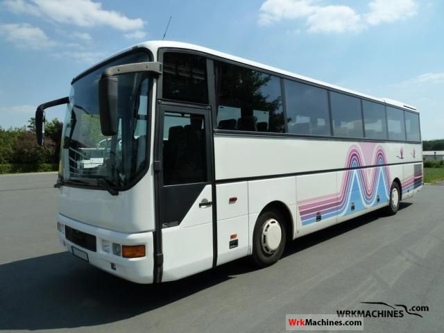 1996 MAN LION´S STAR FRH 422 Coach Coaches photo