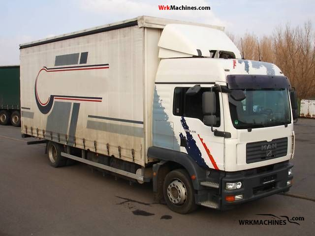 2007 MAN TGM 18.330 Truck over 7.5t Jumbo Truck photo