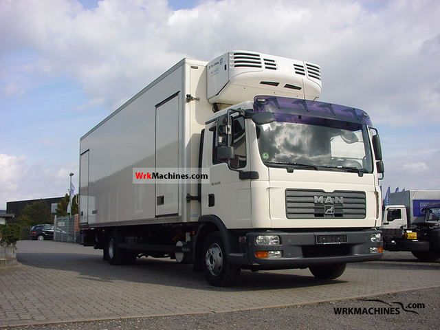 2007 MAN TGL 12.210 Truck over 7.5t Refrigerator body photo