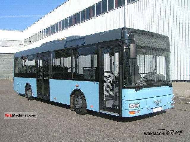 2001 MAN NM NM 223 Coach Public service vehicle photo