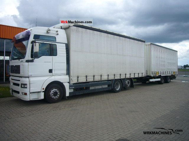 2006 MAN TGA 26.440 Truck over 7.5t Jumbo Truck photo