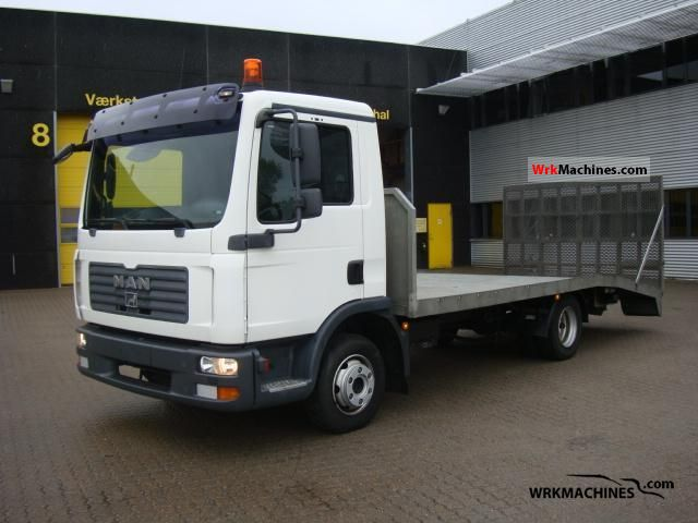 2008 MAN L 2000 8.150 Truck over 7.5t Car carrier photo