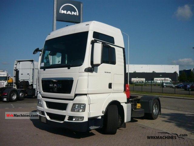 2007 MAN TGA 18.440 Semi-trailer truck Hazardous load photo