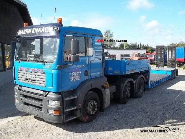2005 MAN TGA 26.430 Truck over 7.5t Other trucks over 7,5t photo