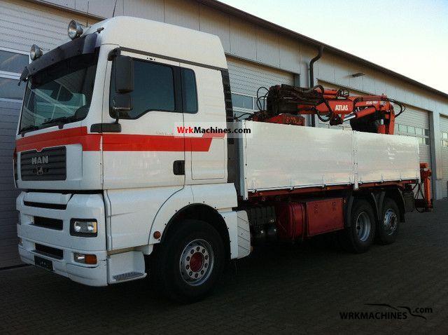 2006 MAN EM 222 Truck over 7.5t Tipper photo