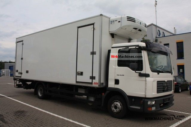 2008 MAN TGL 12.210 Truck over 7.5t Refrigerator body photo