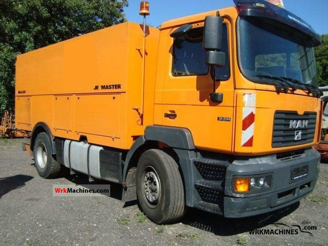 2001 MAN F 2000 19.314 Truck over 7.5t Other trucks over 7,5t photo