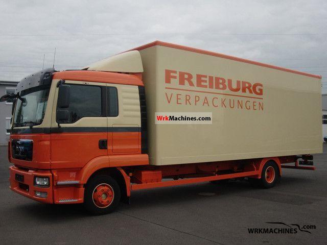 2011 MAN EM 222 Truck over 7.5t Box photo