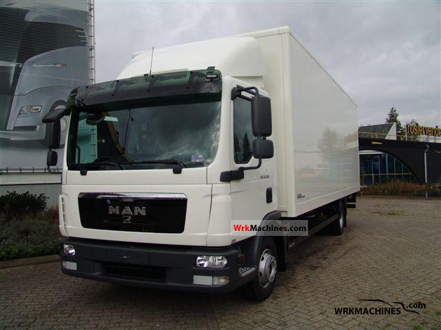 2011 MAN L 2000 220 Truck over 7.5t Box photo