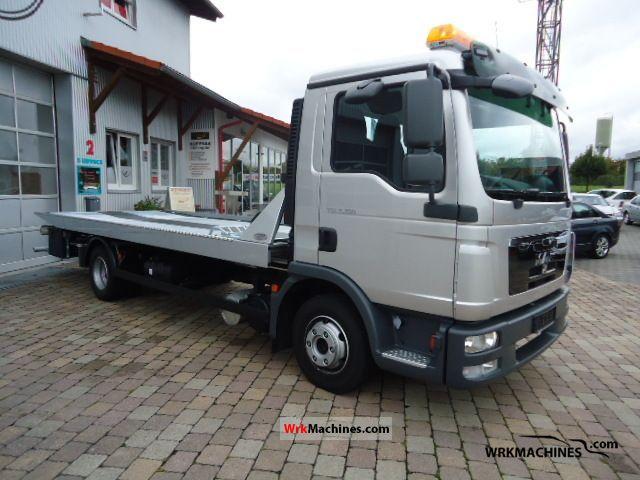 2011 MAN TGL 8.180 Van or truck up to 7.5t Breakdown truck photo