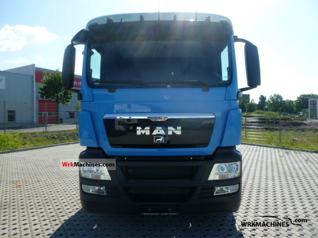 2011 MAN TGA 18.400 Semi-trailer truck Standard tractor/trailer unit photo
