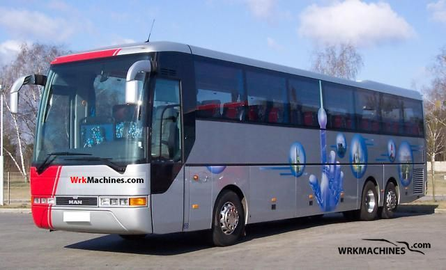 2002 MAN LION´S COACH RH 463 Coach Coaches photo