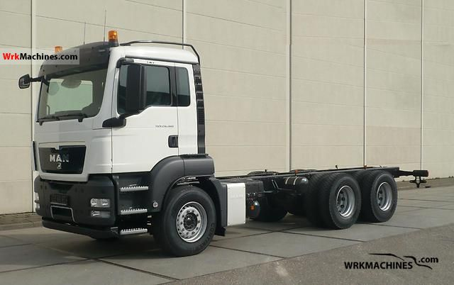 2011 MAN SÜ SÜ 263 Truck over 7.5t Chassis photo