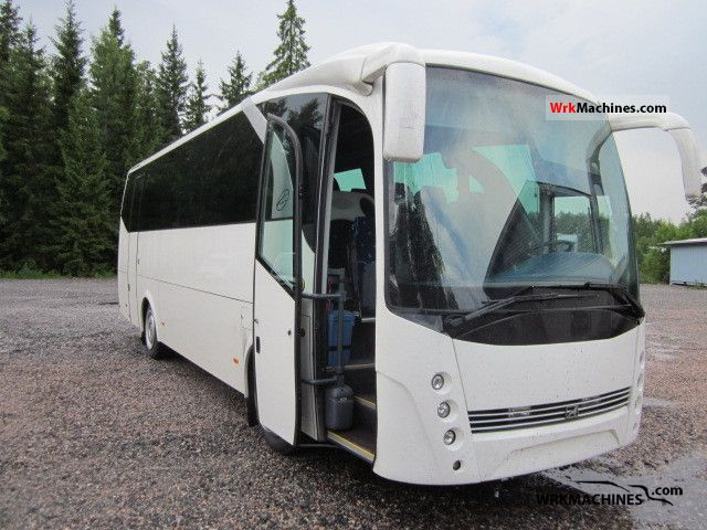 2007 MAN M 2000 L 280 Coach Coaches photo