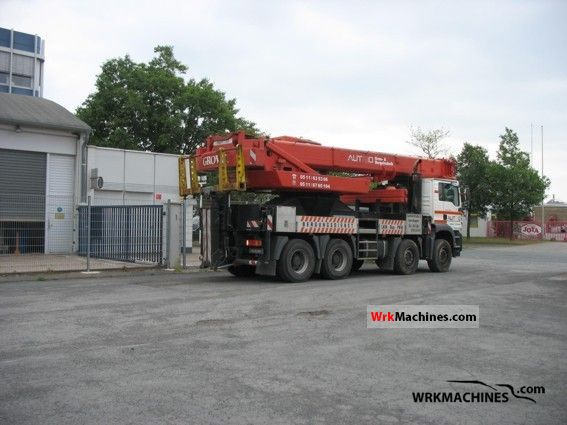 2005 MAN TGA 41.480 Truck over 7.5t Breakdown truck photo