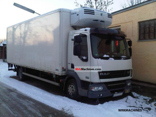 2009 DAF LF 45 45.220 Truck over 7.5t Refrigerator body photo