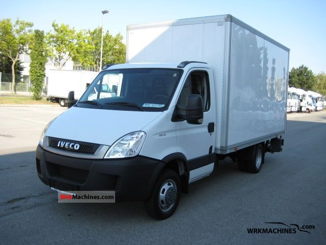 iveco daily iii 35c15 2010 box photos and info. Black Bedroom Furniture Sets. Home Design Ideas