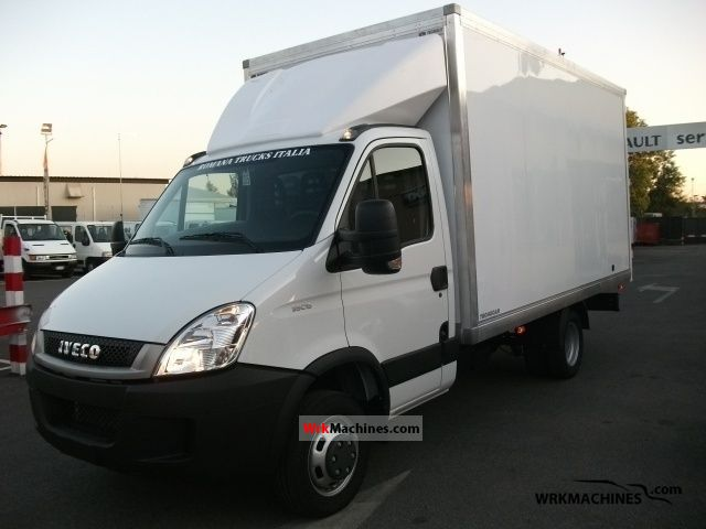 2011 IVECO Daily III 35C15 Van or truck up to 7.5t Other vans/trucks up to 7,5t photo