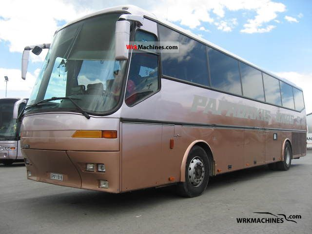 2002 BOVA Futura FHD 12 Coach Coaches photo