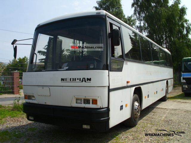 1992 NEOPLAN Transliner N 316 Coach Coaches photo
