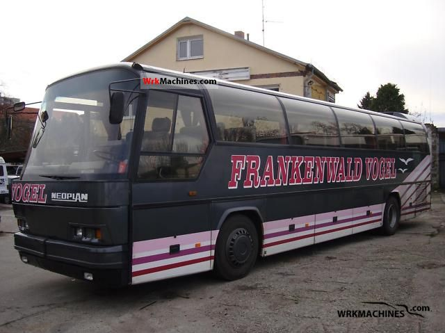 1991 NEOPLAN Jetliner N 216 Coach Coaches photo
