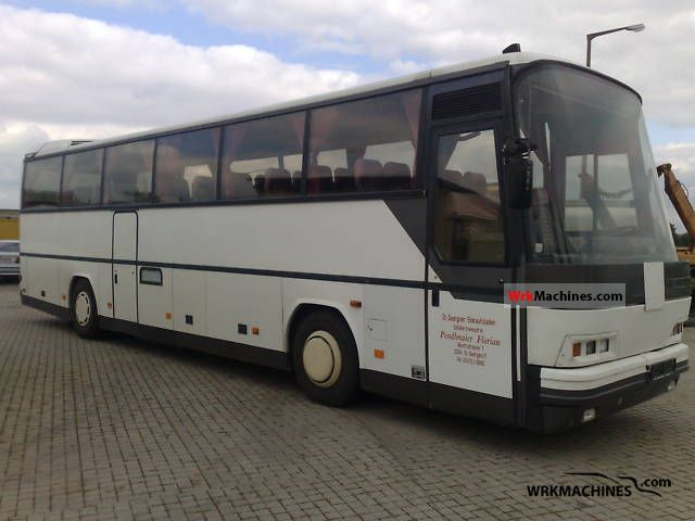 1993 NEOPLAN Transliner N 316 Coach Coaches photo