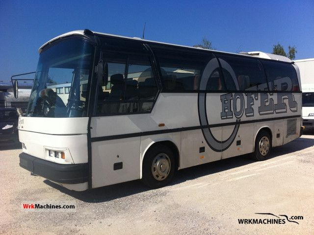1992 NEOPLAN Jetliner N 208 Coach Coaches photo