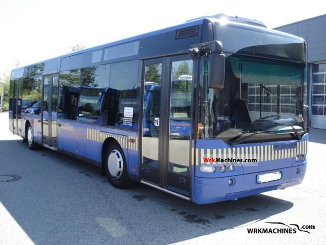 1999 NEOPLAN Centroliner N 4416 Coach Public service vehicle photo
