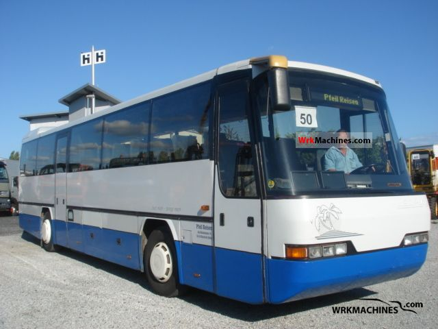 1995 NEOPLAN Transliner N 316 Coach Coaches photo