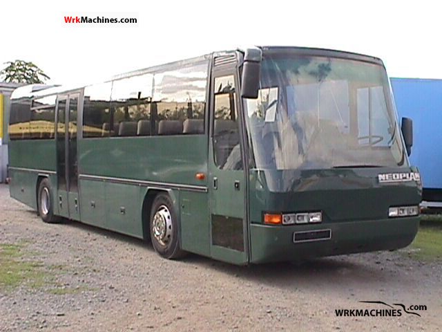 1994 NEOPLAN Transliner N 316 Coach Coaches photo